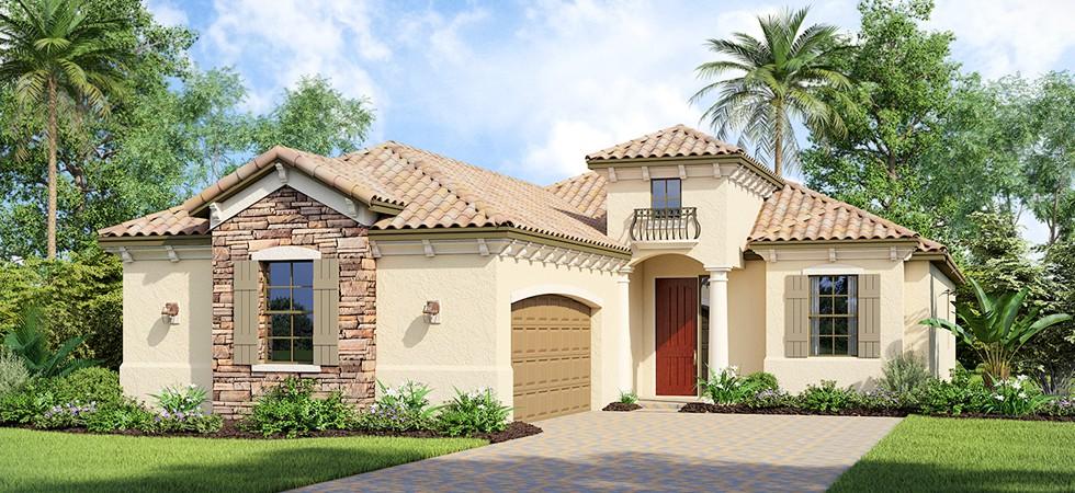 USA – Florida, Naples:<br />Top ausgestattete Neubau-Einfamilienhäuser am Golfplatz