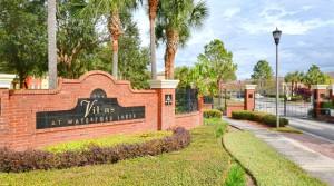 USA-Florida, Orlando:Schönes Reihenhaus unweit Waterford Lakes Shops